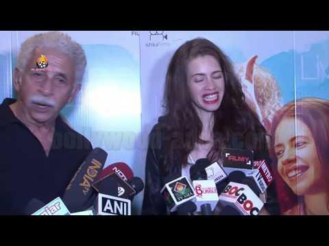 Download Waiting Movie Hindi (2016) - Naseeruddin Shah - Kalki Koechlin - EXCLUSIVE Screening  !!!
