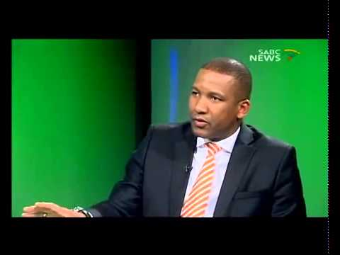 Duma Boko - The President of the UDC on Question Time (SABC), 9 October 2014