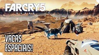 FAR CRY 5 LOST ON MARS #3 - Vacas Espaciais e Yeti! (PC Gameplay)