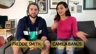 FREDDIE SMITH & CAMILA BANUS MOST LIKELY TO...Q&A!!