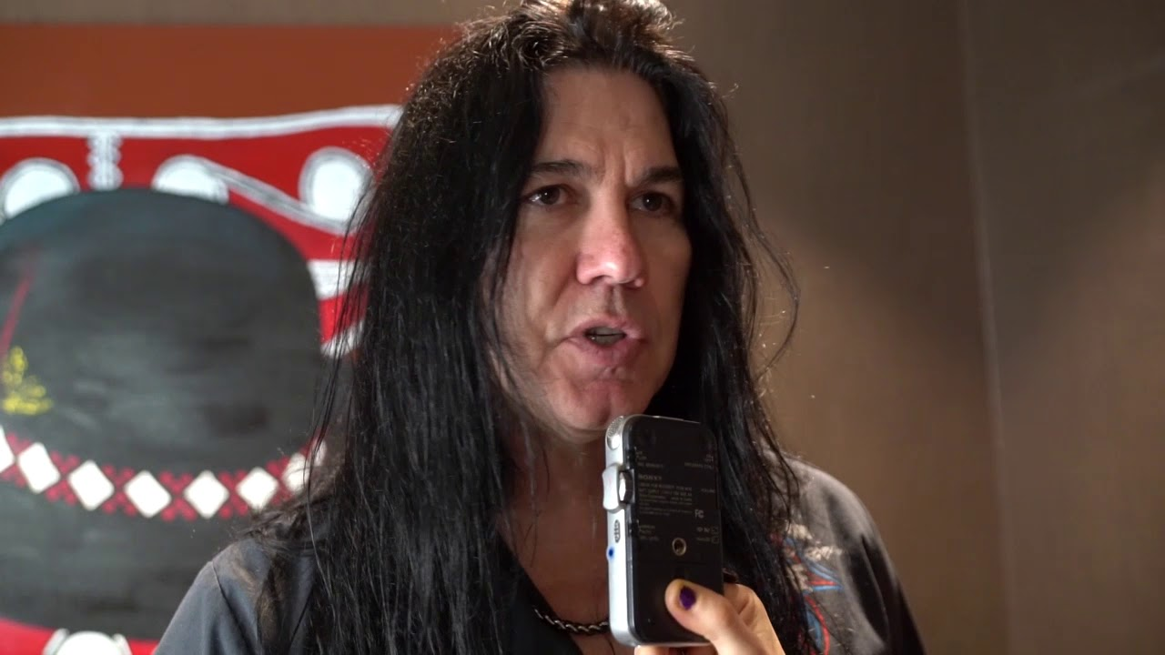 Exclusive Interview Mark Slaughter Youtube