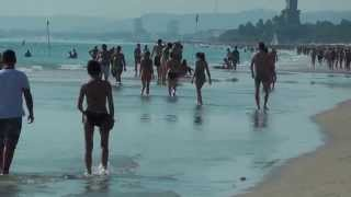 PINETO BEACH - REGIONE ABRUZZO - ITALIA