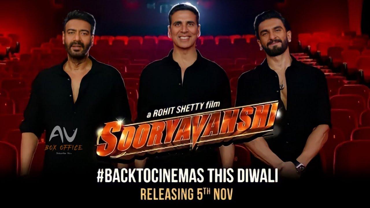 Download Sooryavanshi second trailer out, Suryavanshi movie release date, Suryavanshi release date,