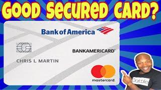 Bank Of America Secured Card - Bank of America Credit Card Video