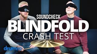 Soundcheck Blindfold Challenges - Crash Cymbals