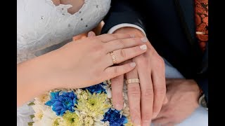 Свадьба Олега и Юлии 22.09.19 Часть 1
