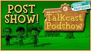 Kirran, Lani, and Grant in Animal Crossing: New Horizons! - TFS Gaming