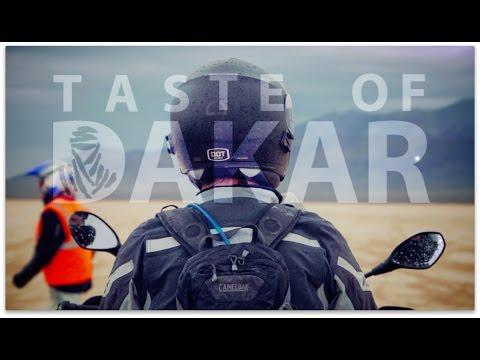 Taste of Dakar - The Ride of My Life
