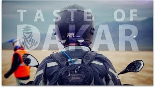 Taste of Dakar - The Ride of My Life