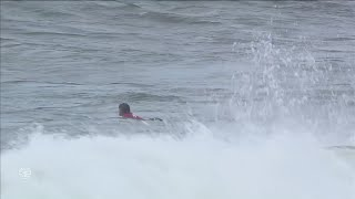 Hawaiian Pro, Men's Qualifying Series - Round 2 heat 15