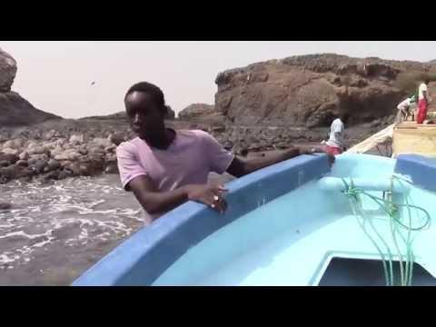 Ile de Madeleine, Dakar Senegal.