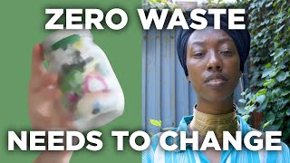 Being Black And Zero Waste-Ish