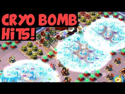 cryo bomb boom beach