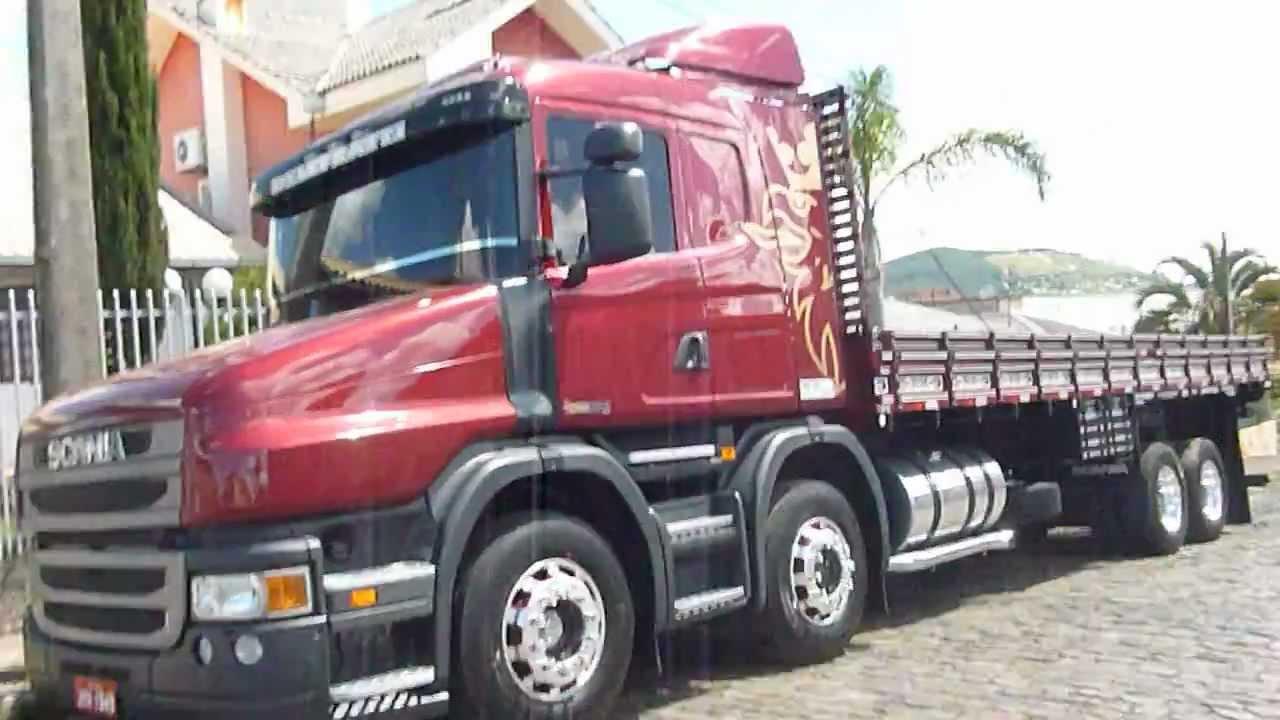 124 No Bi Truck Lindo De Mais Doovi