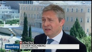 Greece in the Euro-Zone Doesn't Really Matter: Hochberg