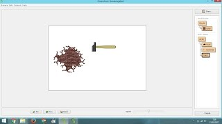 Gambar cover How to Make Wall Crack Animation in Greenfoot