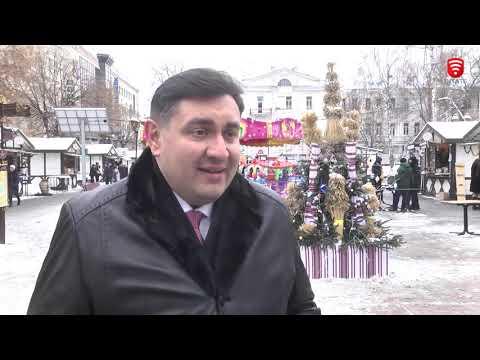 VITAtvVINN .Телеканал ВІТА новини: Велетенський оберіг, новини 2019-01-08