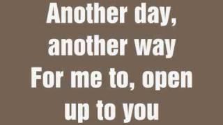 Jamie Lidell - Another Day(Lyrics)