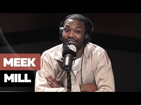Meek Mill On Justice Reform, Possible Drake Collab, Kanye, R