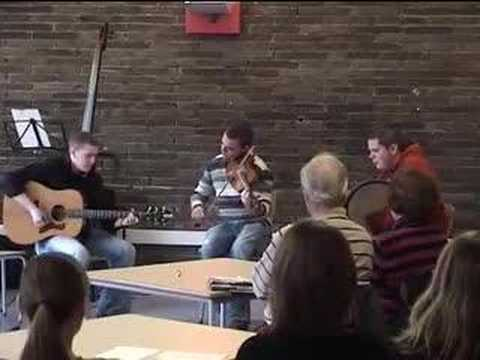 Alec Dalglish, Craig Espie and Colin McLean Feb 2007
