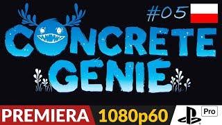 Concrete Genie PL  #5 (odc.5)  Luna i kanały | Gameplay po polsku