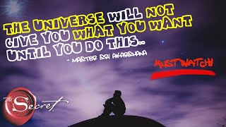 Why The Universe is NOT Giving You What You Want | This One Thing Will SPEED Up Your Manifestation