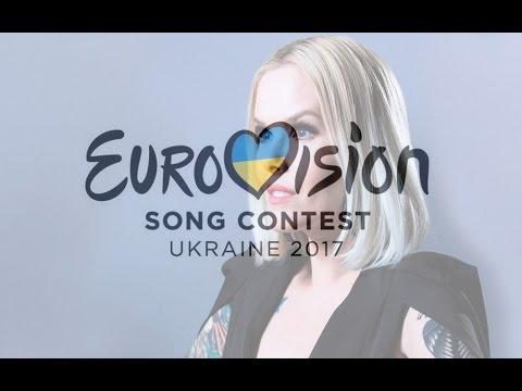 Svala - Paper -  Iceland Eurovision 2017 (Lyrics)