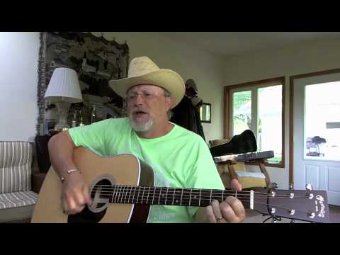 867 - The Way I Am - Merle Haggard - acoustic cover by George Possley