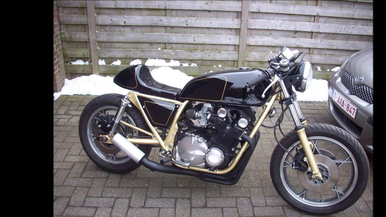 Cafe Racer Parts Suzuki Gs