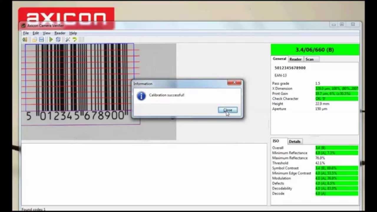 Barcode Verification datamatrix verifier, barcode verifier
