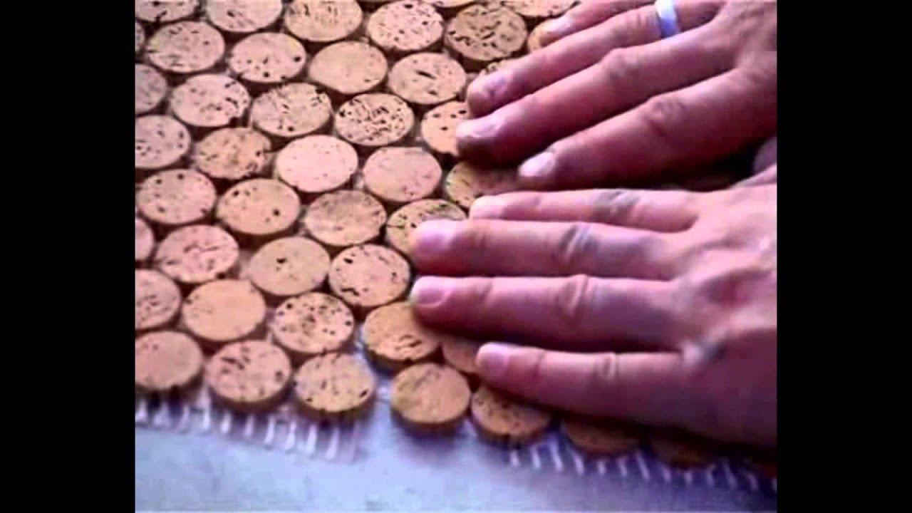 - Versacork Concepts Mosaic Cork Installation - YouTube