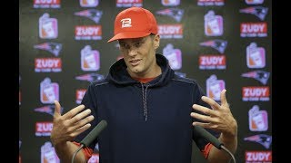 Tom Brady Gets Testy When Asked About Alex Guerrero Story