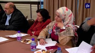 نقابات واحزاب توافقت على مناهضة ما أسموه المشروع الصهيوامريكي - (18-12-2017)