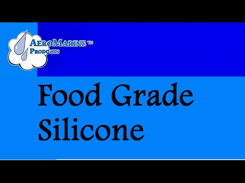 How to Make a Food Grade Silicone Mold by AeroMarine