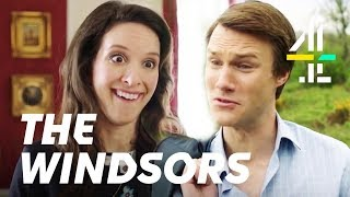 The Windsors | Funniest Scenes Of Series 2 | Part 1