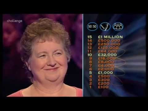 Who Wants to Be a Millionaire UK - 10th, 24th March, 2007 (1/3)