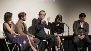 Japan Cuts 2016 - The Shell Collector Q&A