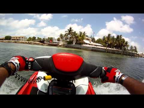 Florida Keys by JET SKI