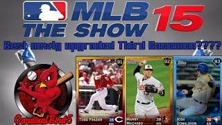 MLB 15 The Show Diamond Dynasty Tips: Donaldson, Machado, or Frazier?