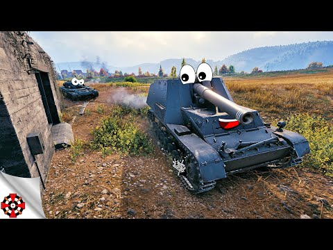World Of Tanks - Funny Moments | ARTY PARTY! (WoT Artillery, May 2019 -2)
