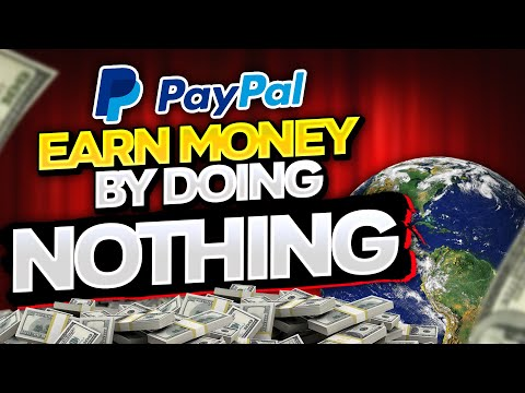 GET PAID DOING NOTHING - Free PayPal Money - Make Money Online