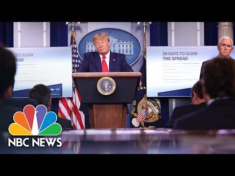Trump's 'Chinese Virus'