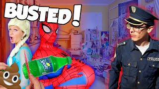 Content Cop - TOY CHANNELS #2  (GIANT GUMMY BOTTLE) thumbnail
