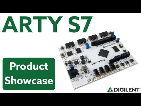 Digilent Arty Spartan 7 FPGA Development Kit