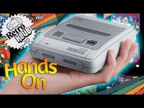 gamescom 2017 | Super Nintendo Classic Mini Hands-On | Retro Klub Special