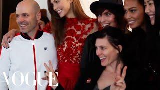 The Vogue 120 Portfolio