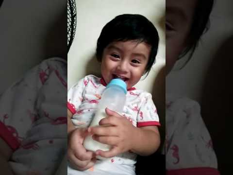 FUNNY BABY VIDEOS - Keith Zildjian My Stress Reliever Ever!