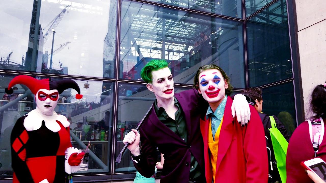 Best Joker Cosplay