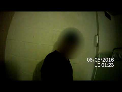 Video shows Cuyahoga County jail guard using excessive force on female inmate
