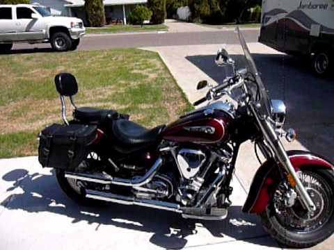 Tilting Motor Works >> 2000 Yamaha Roadstar 1600 in Phoenix AZ - YouTube